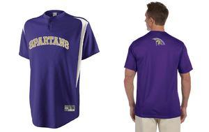 AA Purple Youth baseball Jersey